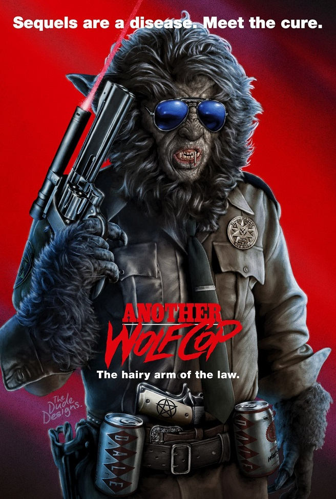 Another WolfCop Trailer & Poster