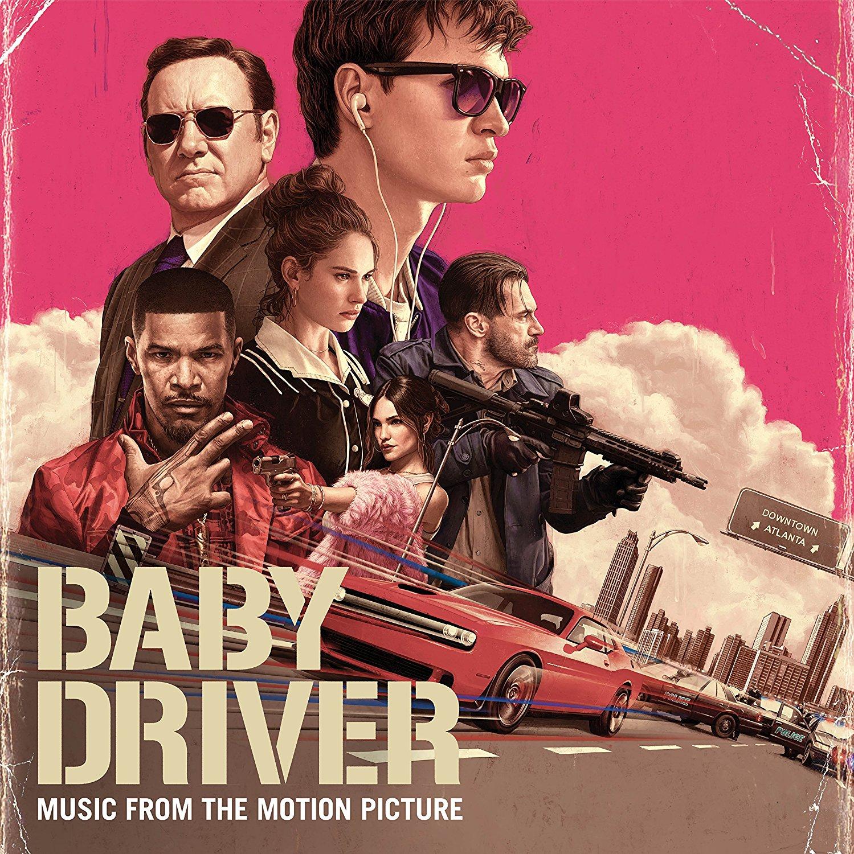 Baby Driver Gewinnspiel Soundtrack