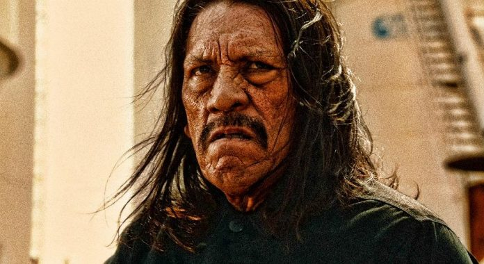 The Flash Staffel 4 Danny Trejo