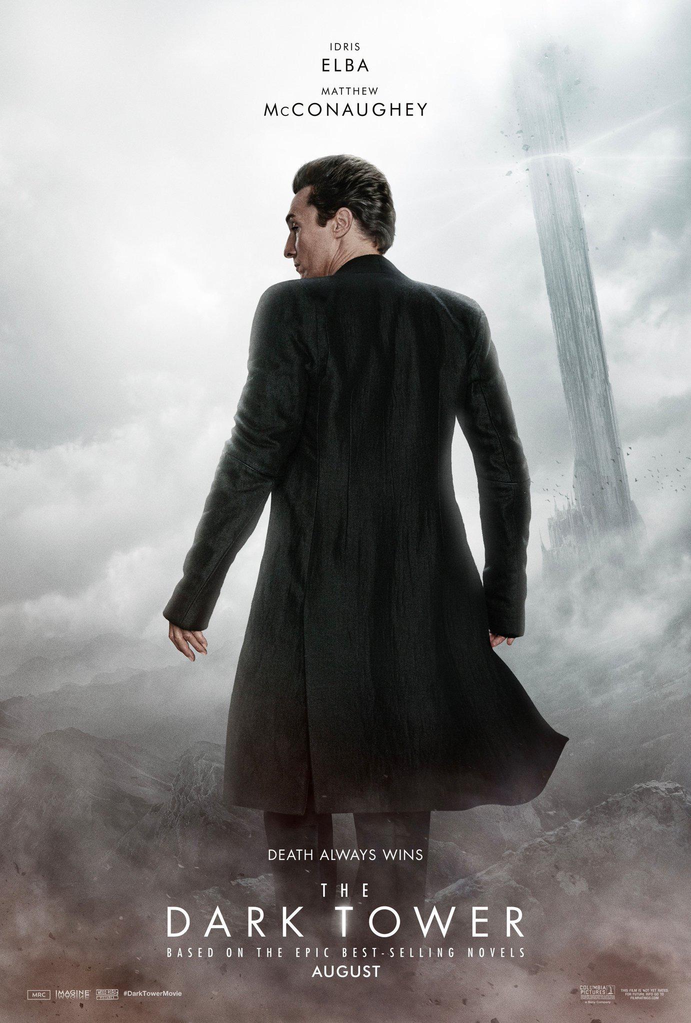 Der dunkle Turm Laufzeit Poster 4