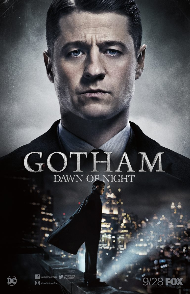 Gotham Staffel 4 Poster 1