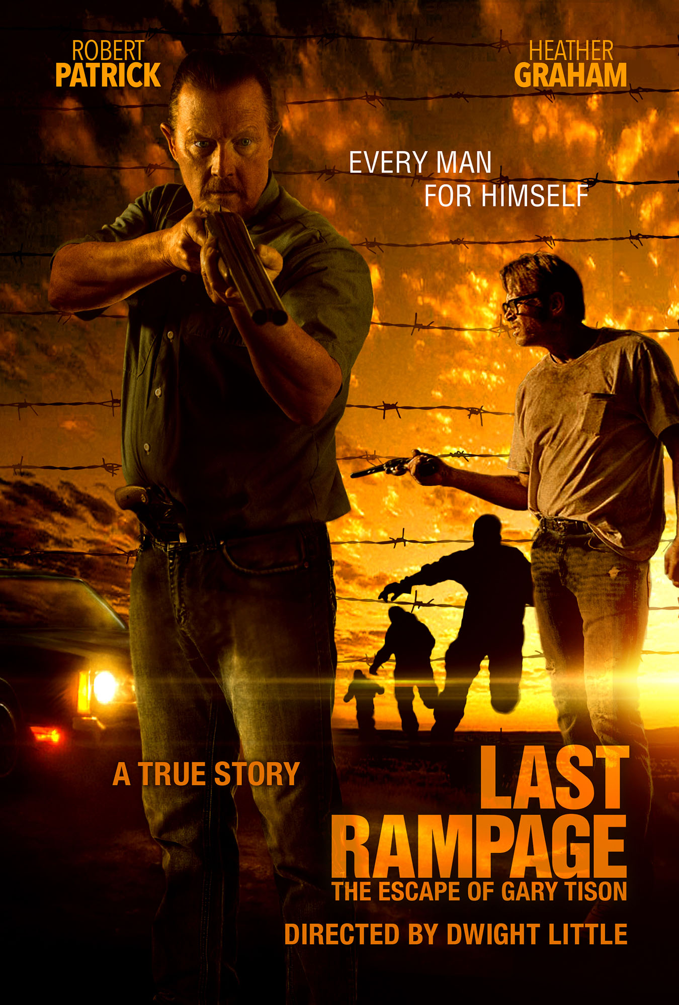 Last Rampage Trailer & Poster 1