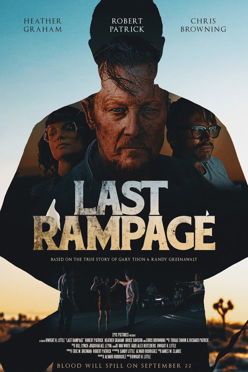 Last Rampage Trailer & Poster 2