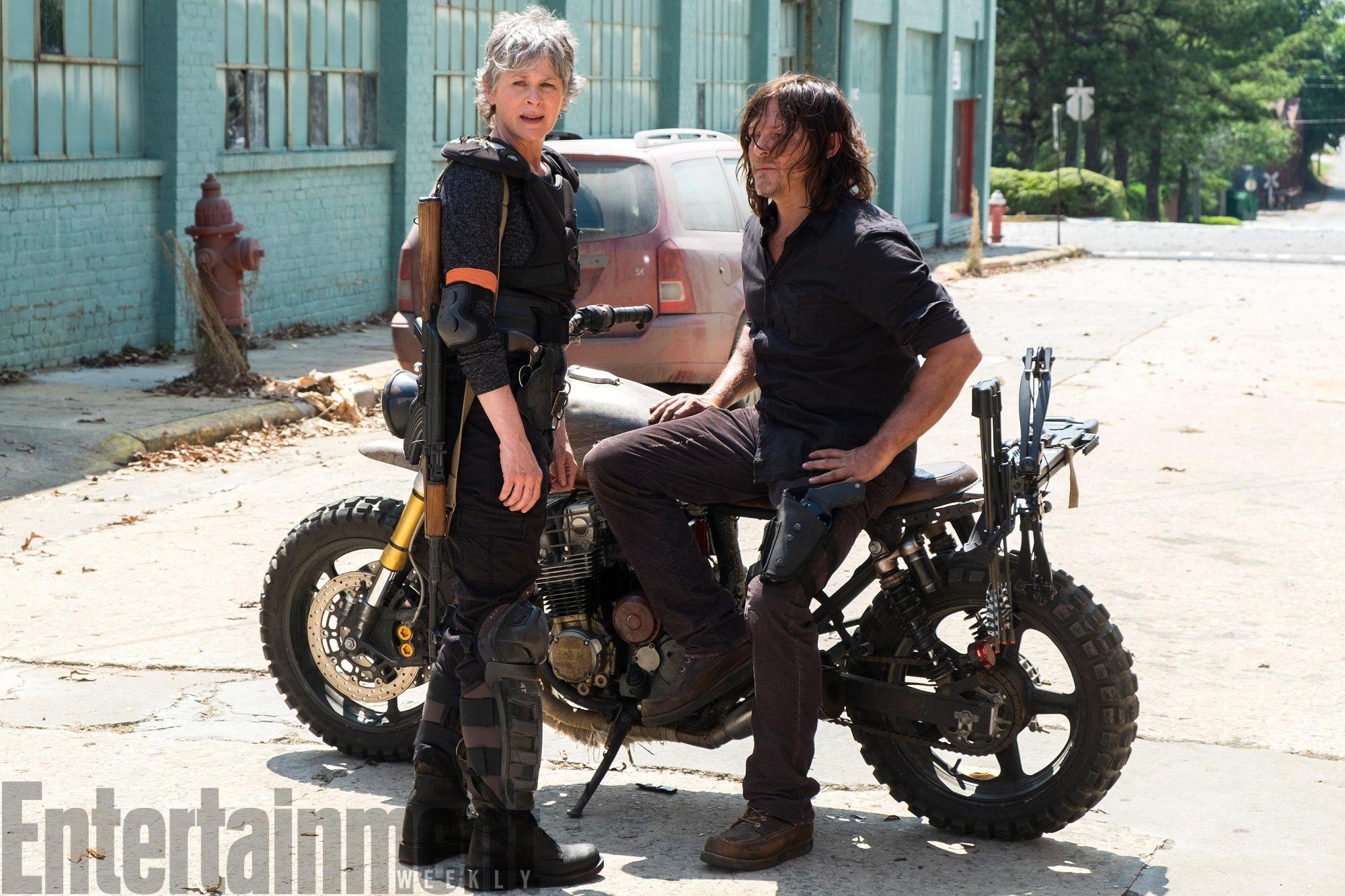 The Walking Dead Staffel 8 Foto 1