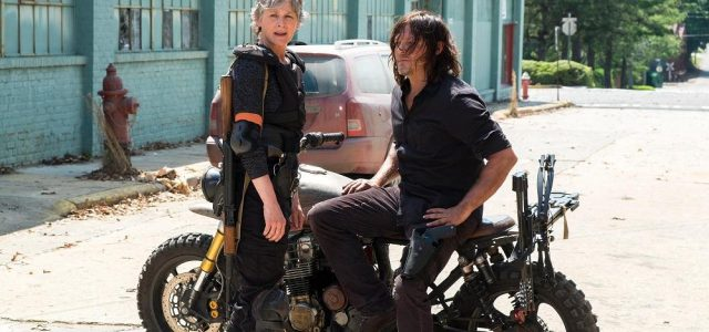 """The Walking Dead"": Erstes Foto aus Staffel 8, Trailer zur Comic-Con"