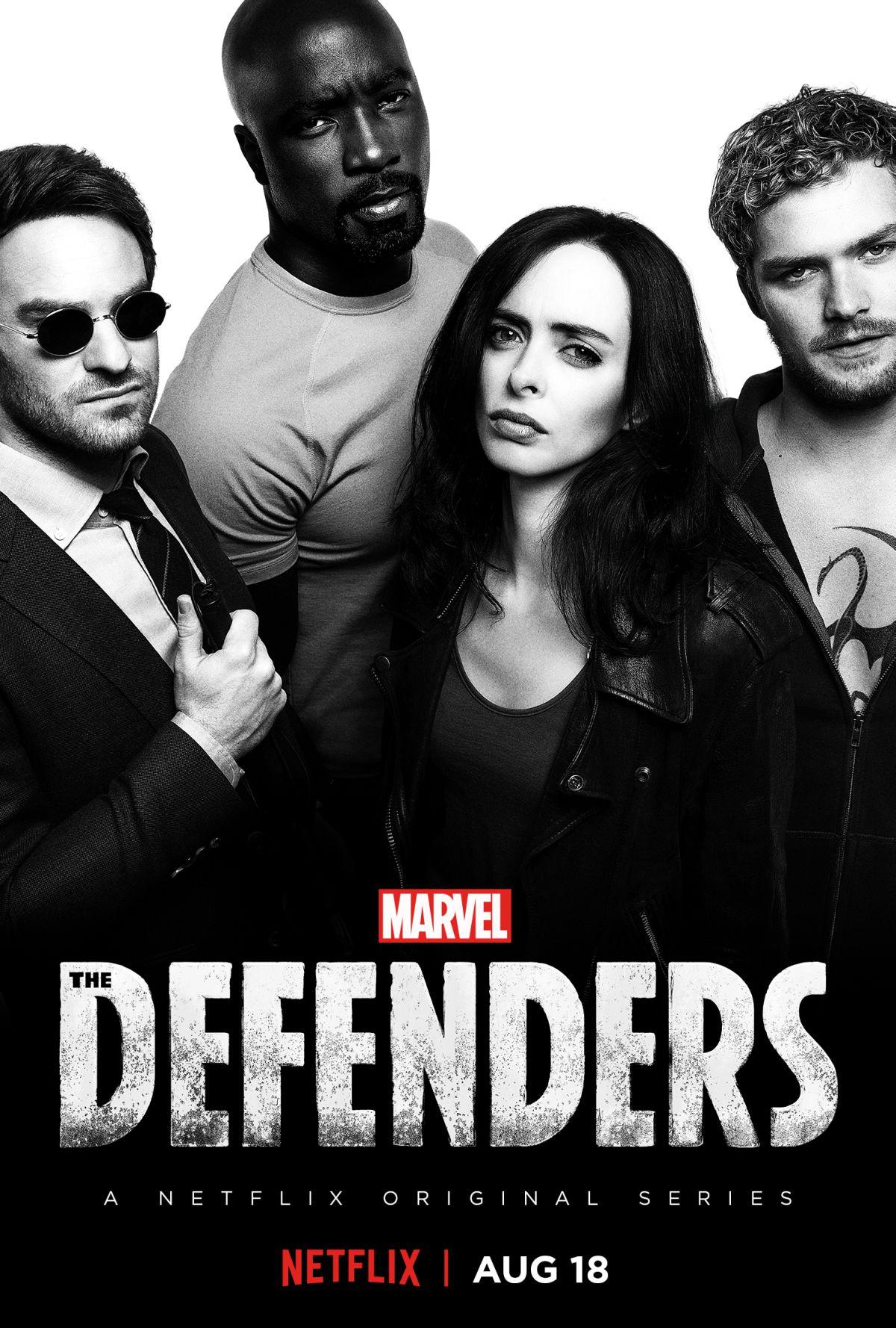 Marvels The Defenders Trailer & Poster 2