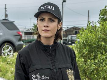 Designated Survivor Staffel 2 Zoe McLellan