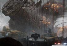 Godzilla 2 fertig