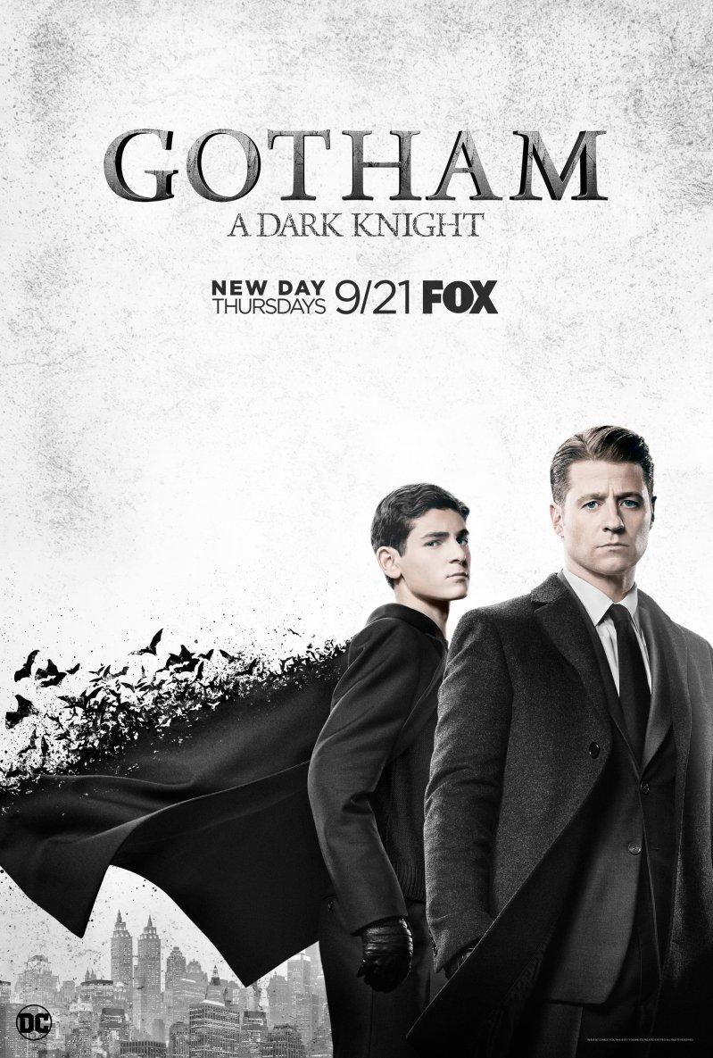 Gotham Staffel 4 Episodenguide