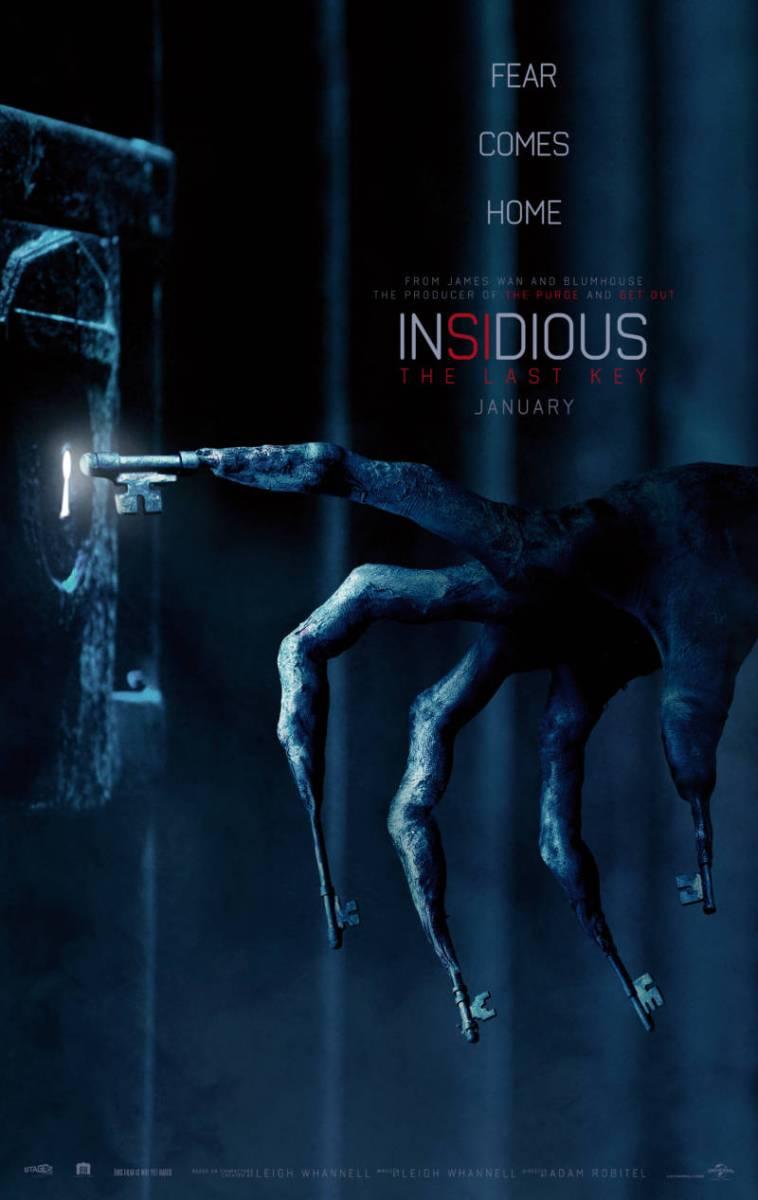 Insidious 4 Trailer & Poster