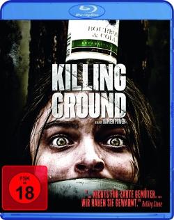 Killing Ground (2016) Blu-ray