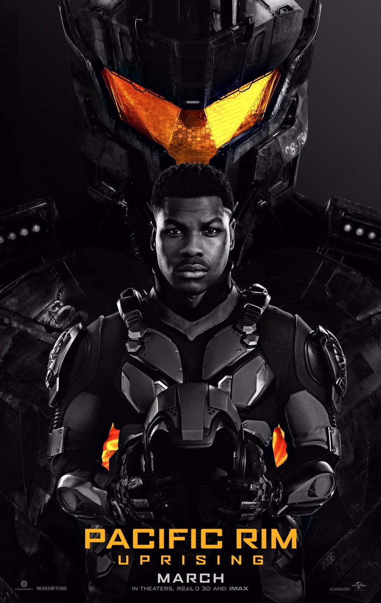 Pacific Rim Uprising Trailer & Poster 2