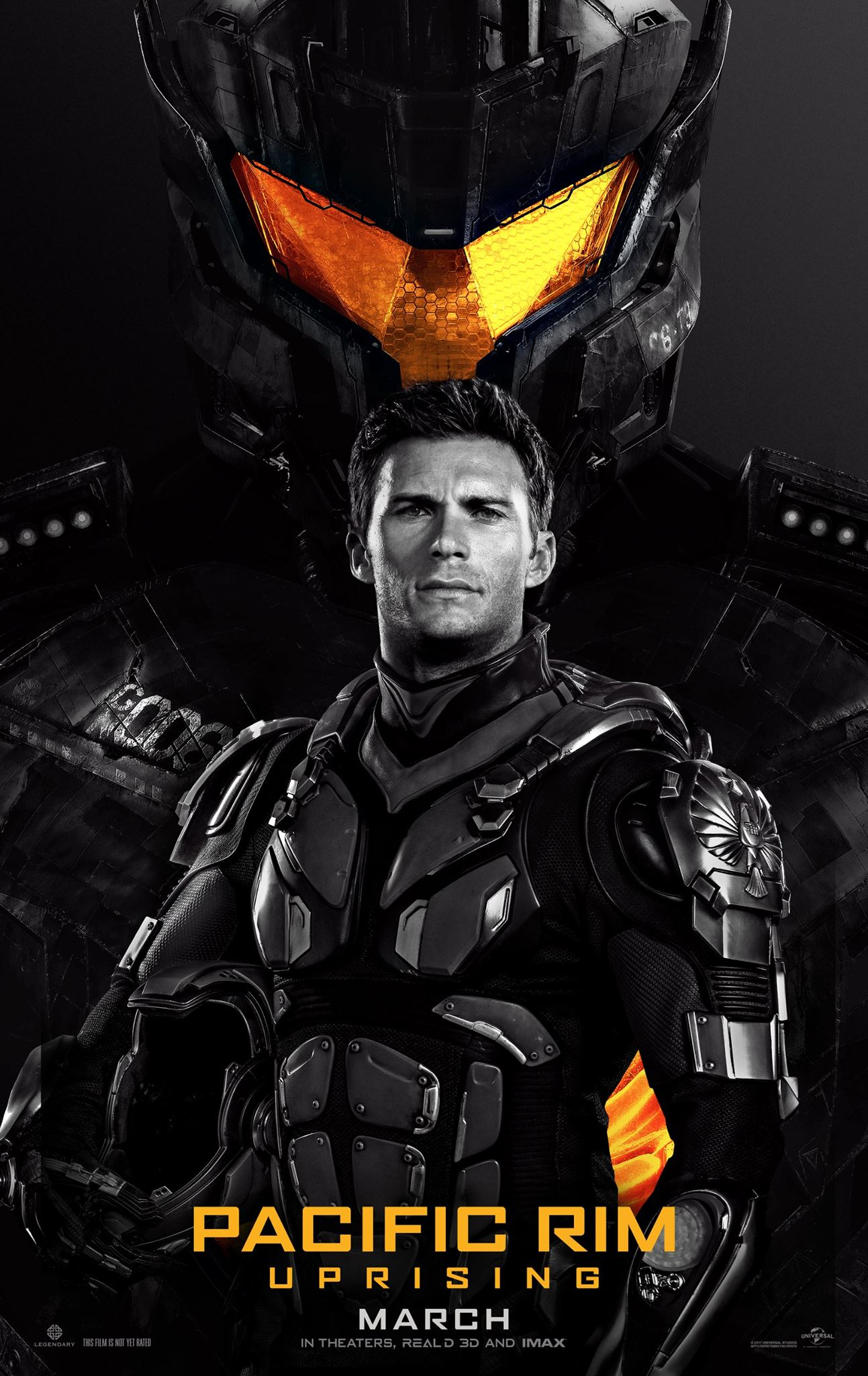 Pacific Rim Uprising Trailer & Poster 1