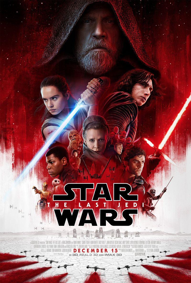Star Wars Die letzten Jedi Trailer & Poster