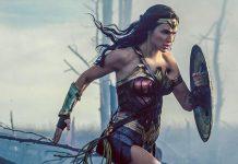 Wonder Woman 2 Drehstart