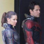 Ant Man and the Wasp Drehende