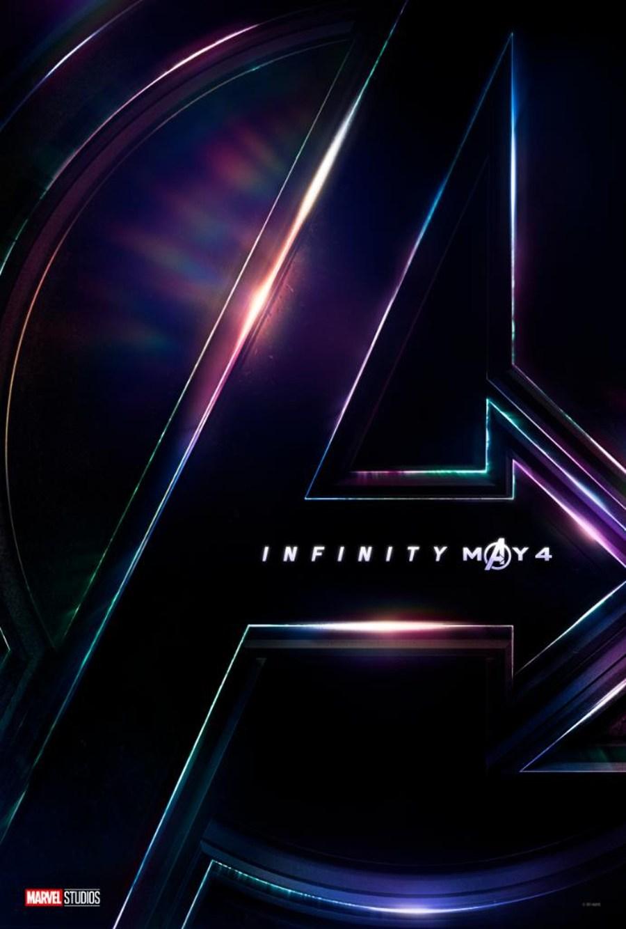 Avengers Infinity War Trailer & Teaserposter