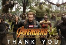 Avengers Infinity War Trailer Rekord