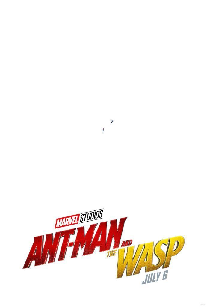 Ant Man and the Wasp Teaser Poster