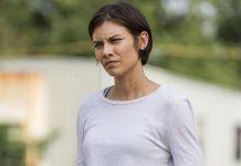 The Walking Dead Lauren Cohan