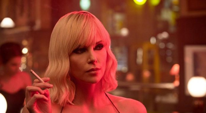 Atomic Blonde 2