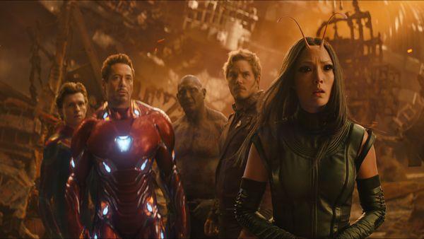 Avengers Infinity War (2018) Filmbild 5