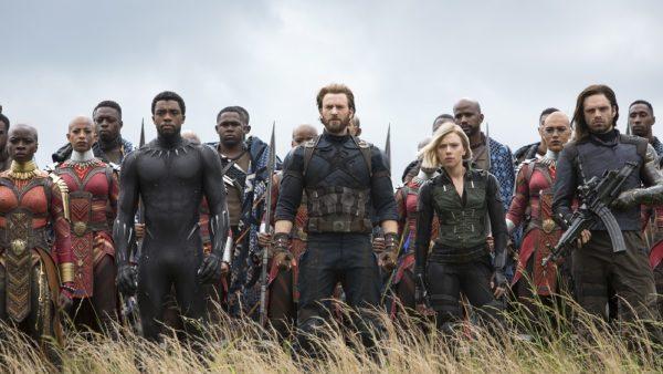 Avengers Infinity War (2018) Filmbild 2