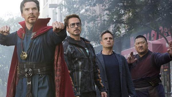 Avengers Infinity War (2018) Filmbild 6