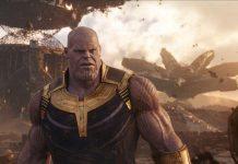 Avengers Infinity War Start