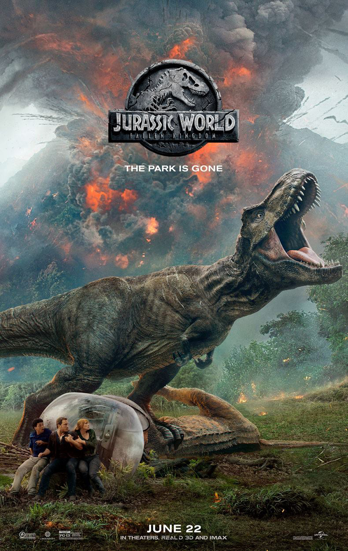 Jurassic World Das gefallene Königreich Trailer & Poster