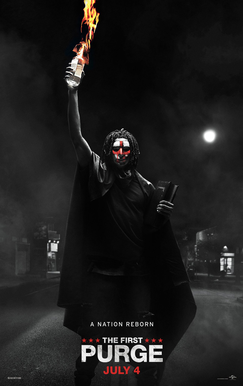 The First Purge Trailer & Poster