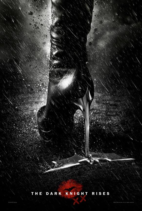 The Knight Enthüllt Dark Scharfe High HeelsGeheimes Rises Poster 54Lq3RjcA
