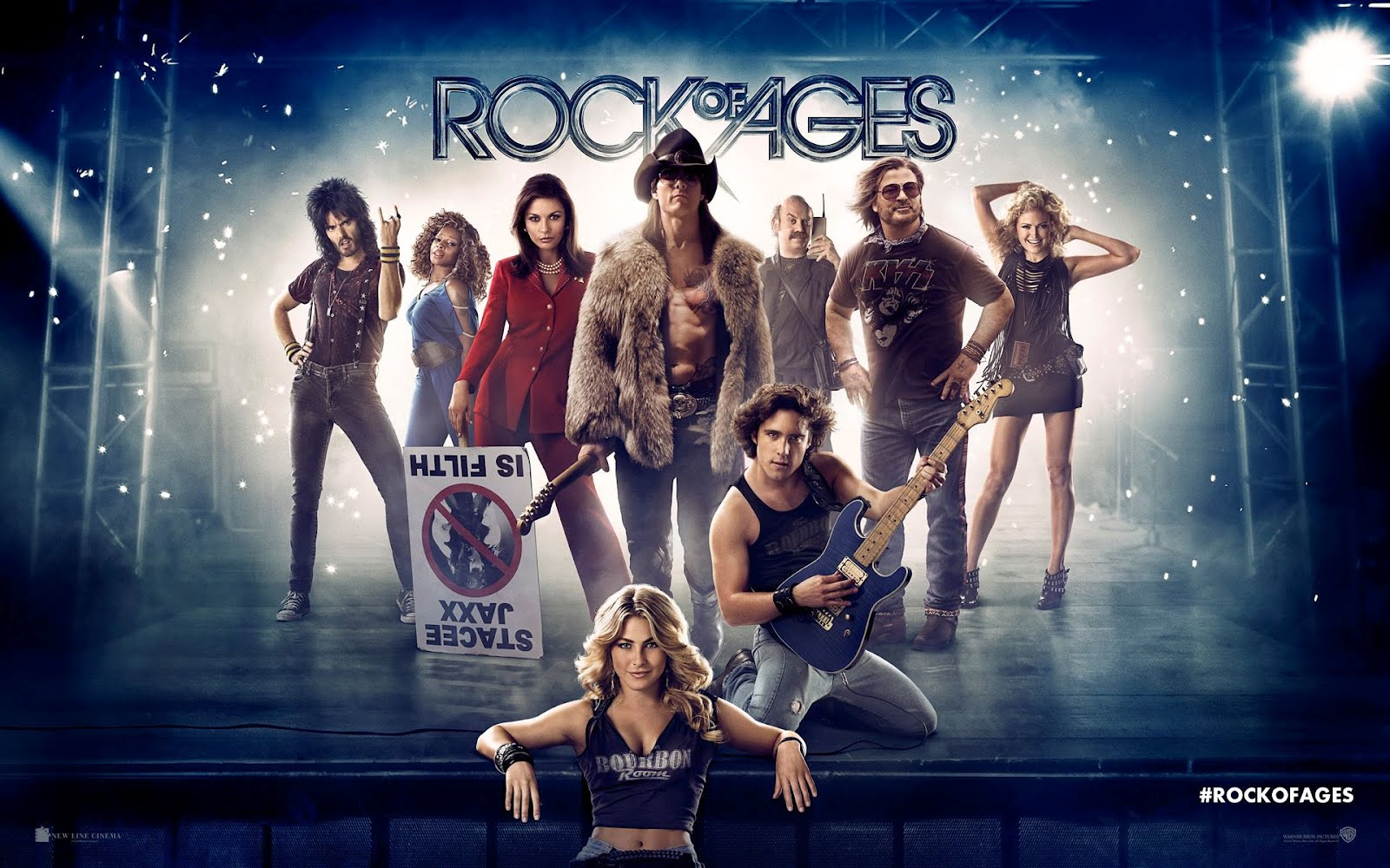 Rock of Ages (2012) Filmkritik