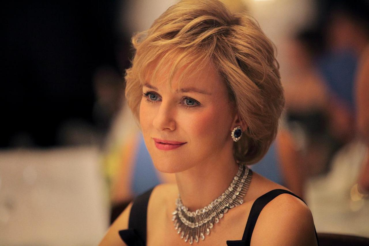 Naomi Watts als Princess Diana