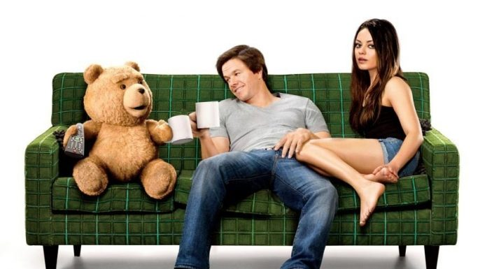 Ted 2 News front