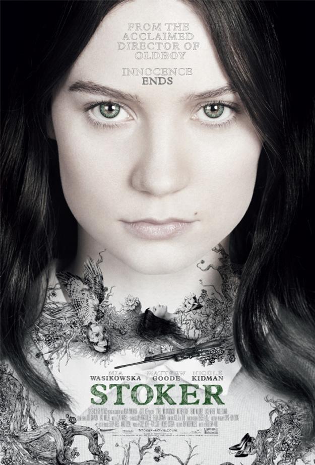 Stoker Poster 1