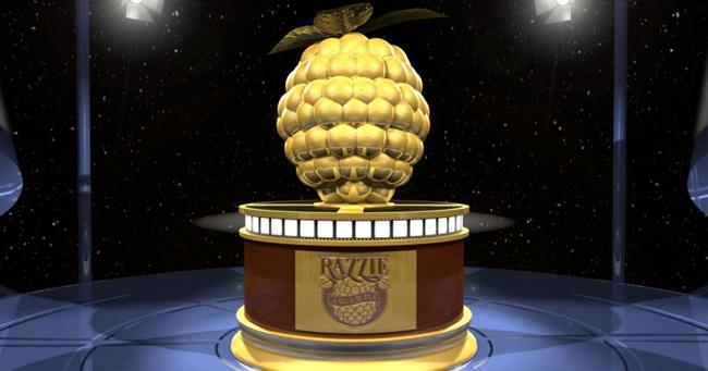 Razzies 2015 Gewinner