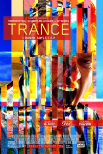 Danny Boyle Trance Poster