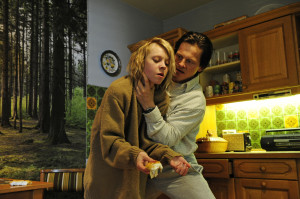 """Antonia Campbell-Hughes und Thure Lindhardt in """"3096 Tage"""" (2013)"""