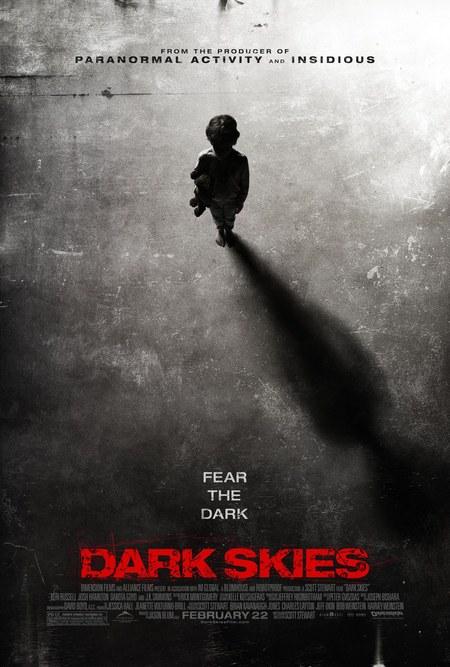 Dark Skies: Poster & Trailer