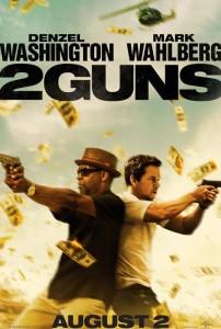 2 Guns Trailer & Poster