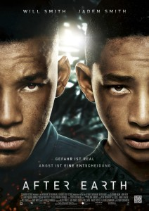 After Earth - Deutscher Trailer und neue Poster 1