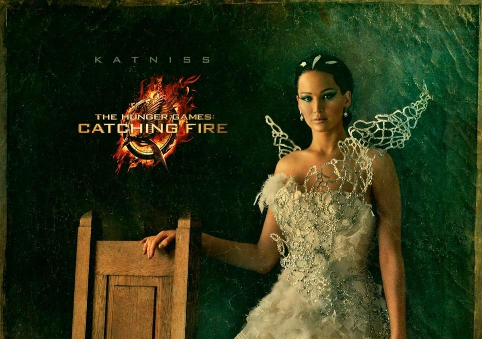 Catching Fire Charakterposter