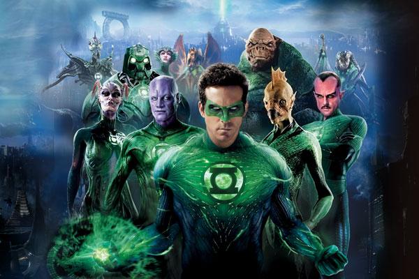 Green Lantern 2 Update