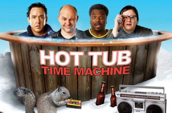 Hot Tub Sequel