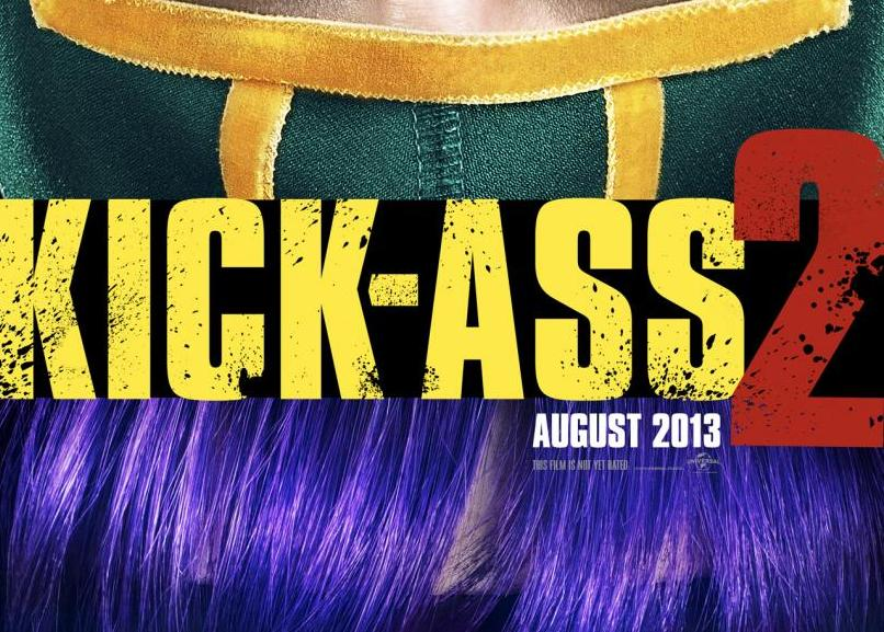 Kick Ass 2 Trailer und Poster