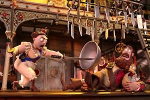 Die Piraten! - Ein merkwürdiger Haufen Kritik 2