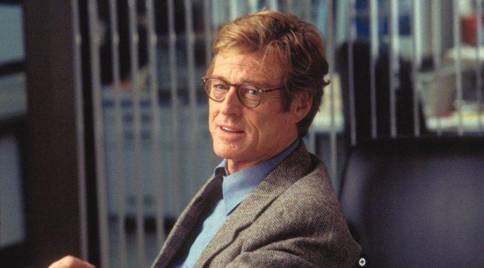Robert Redford in Captain America 2
