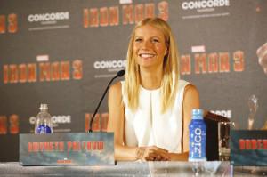 Iron Man 3 Pressekonferenz 3