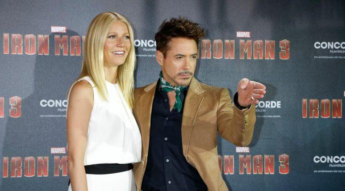 Iron Man 3 Pressekonferenz